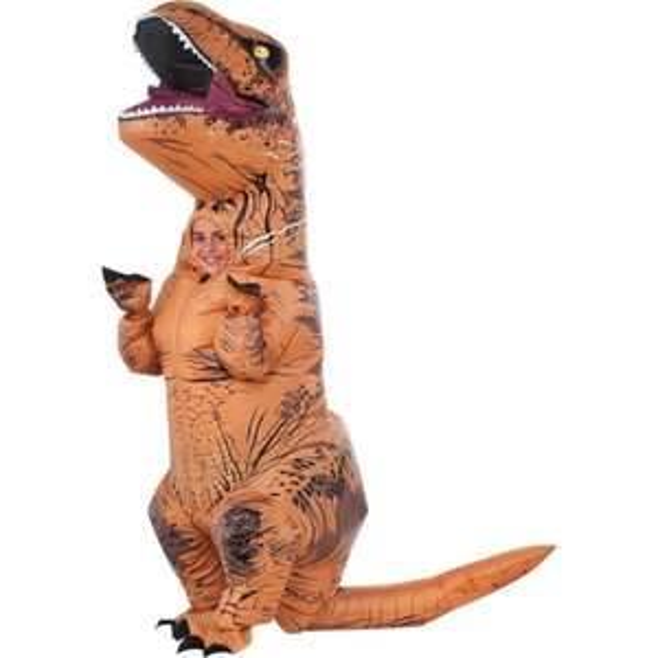 Walmart: Disfraz de Dinosaurio Rubies Jurassic World T- Rex para Niño