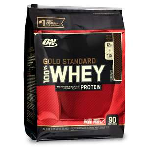 Costco: Optimum Gold Standard 100% Whey Chocolate 2.7 kg