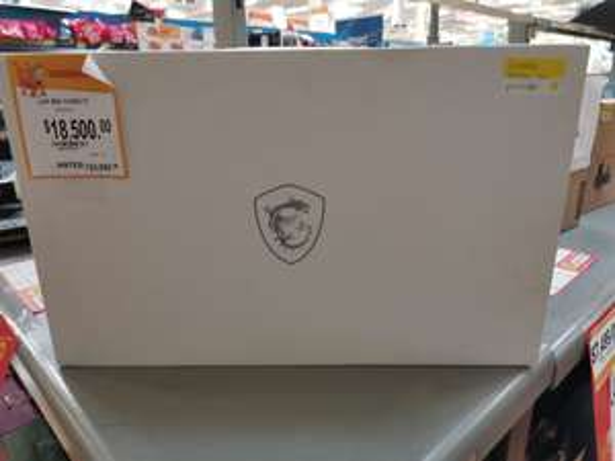 Walmart: Laptop MSI 15 i7-10510U, MX330 GDDR5, 512 SSD y 8 de RAM