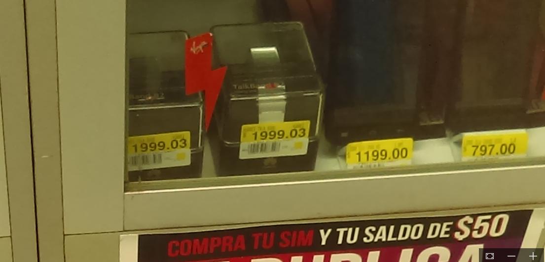 Walmart Veracruz: Huawei Talkband B2 a $1119.01 (2da actualizada)