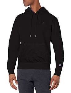 Amazon: Champion Men 's powerblend forro polar sudadera con capucha (M y G)