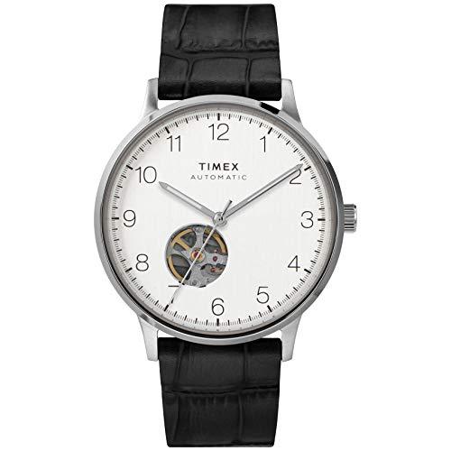 Amazon Timex Waterbury Automatico Open Heart
