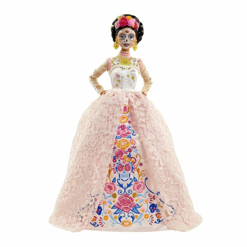 Walmart: Muñeca Barbie Signature Día de Muertos 2020