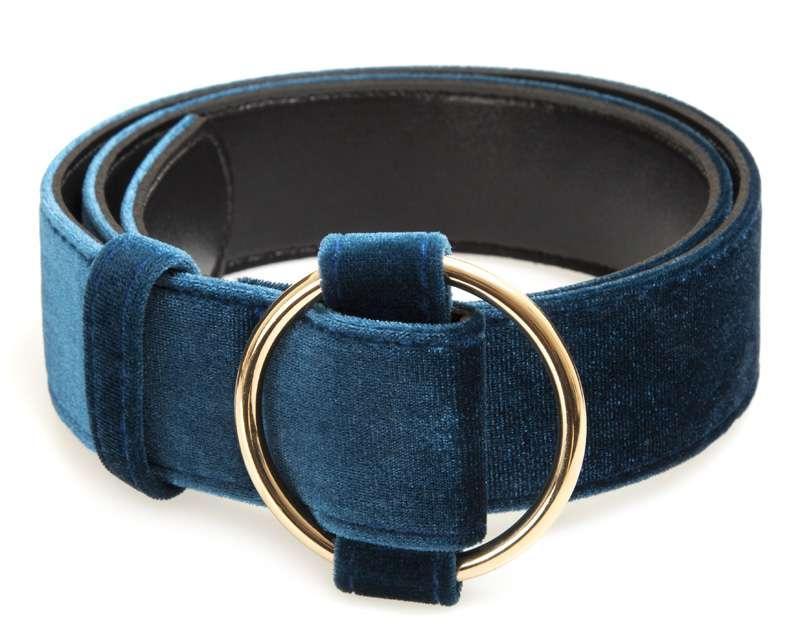 Coppel 59 % descuento Cinturón Azul marca Thinner para Mujer