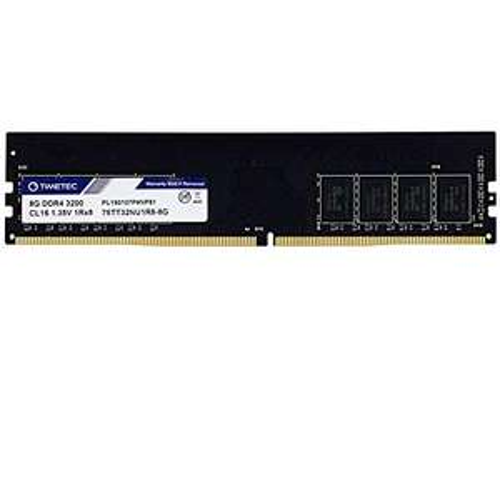 Amazon: DDR4 3200 MHz CL16 8GB