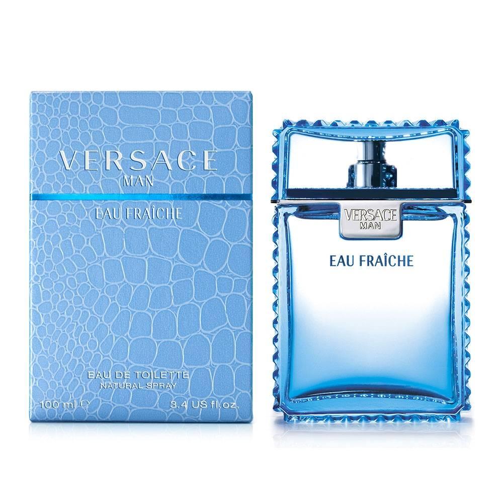Sam's Club: perfume EAU FRAICHE VERSACE 100ml a $699