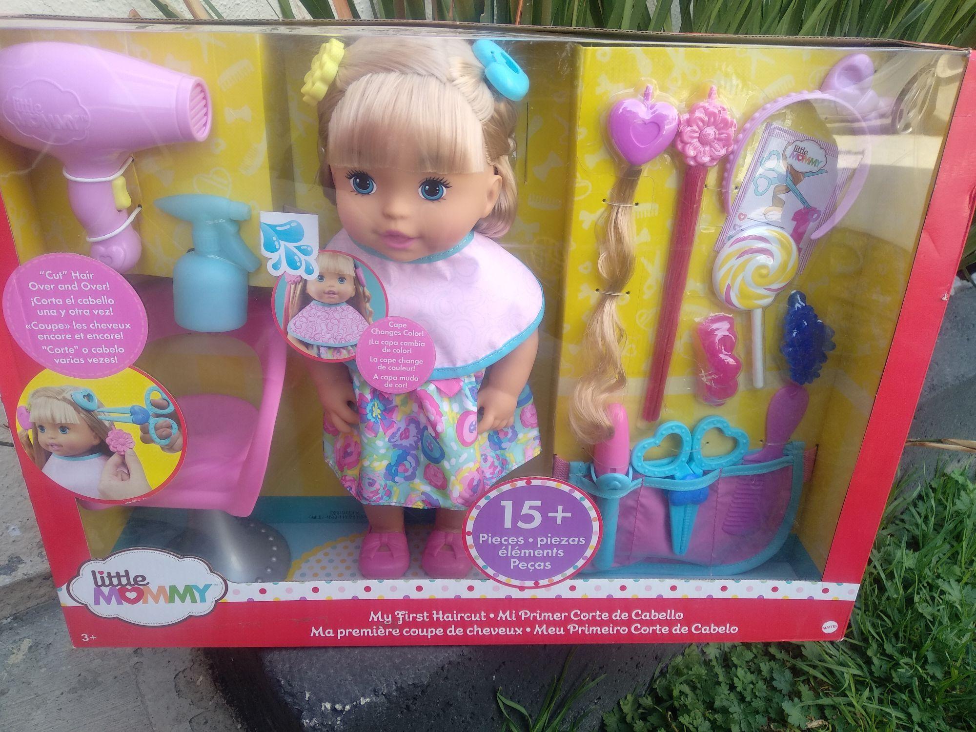 Bodega Aurrera: Little mommy Mi primer corte