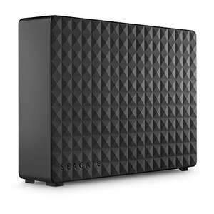 Amazon: Seagate Disco duro externo USB 3.0 portátil, Base HDD, 10TB