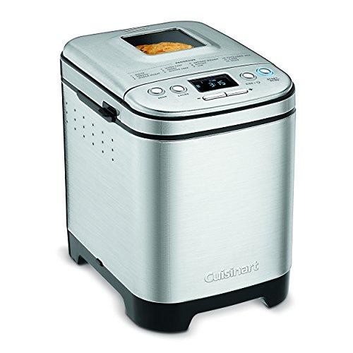 Amazon: Maquina de Pan Compacta Cuisinart CBK-110WS