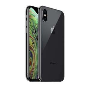 Amazon: Apple IPhone XS 64gb Space Gray Liberado de Fabrica (Renewed)