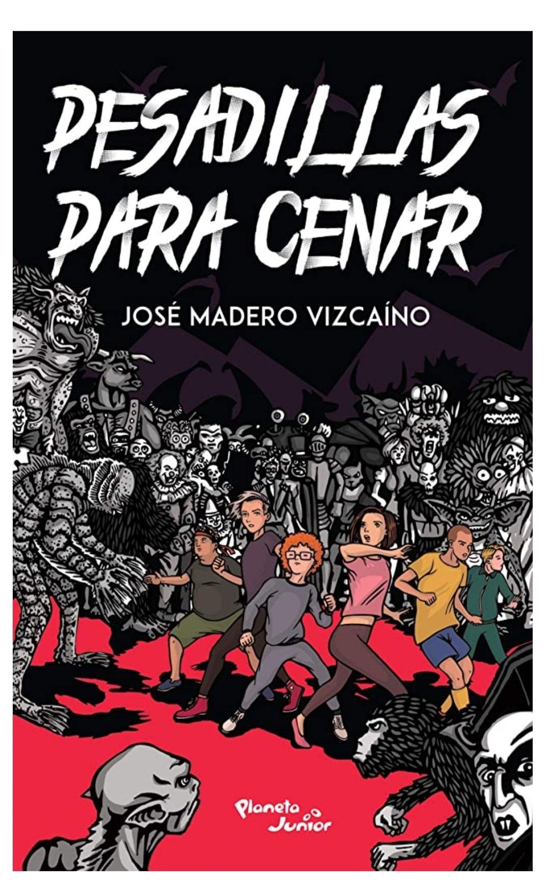 Amazon: Pesadillas para cenar - José Madero