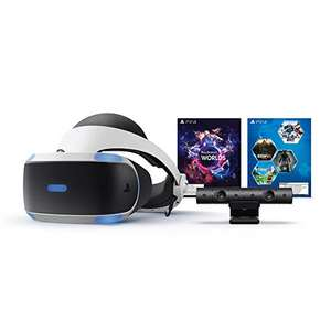 Amazon: Paquete Playstation VR megapack