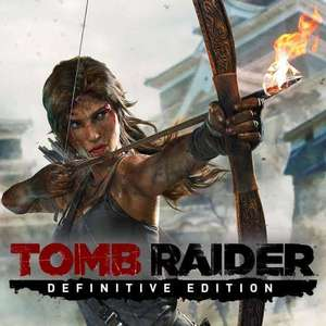 PS Store: Tomb Raider: Definitive Edition [PS4]