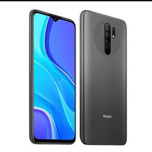 Amazon: REDMI 9 VERSION 4/64 GB'S COLOR GRIS CARBONO