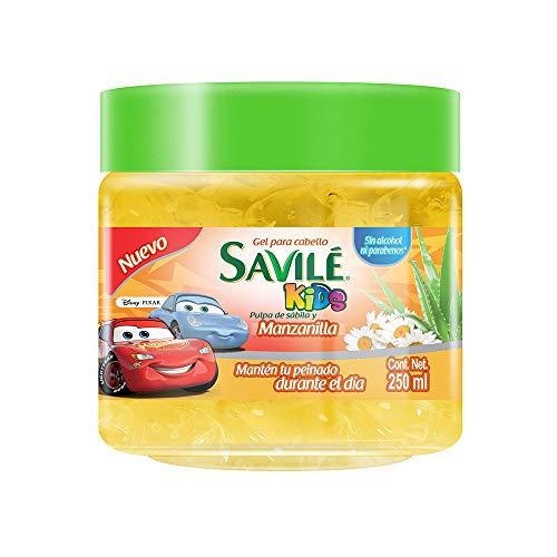Amazon: Gel para el cabello savilé kids