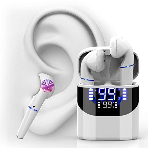 Amazon: Audífonos Inalámbricos Bluetooth 5.0,Reducción de ruido e impermeable