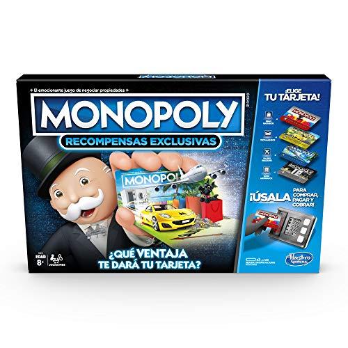 Amazon: Monopoly Recompensas Exclusivas