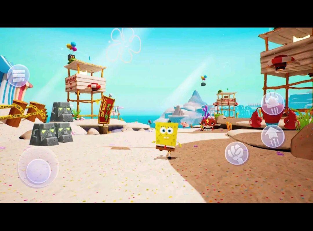 Google Play Bob esponja: Battle for Bikini Bottom