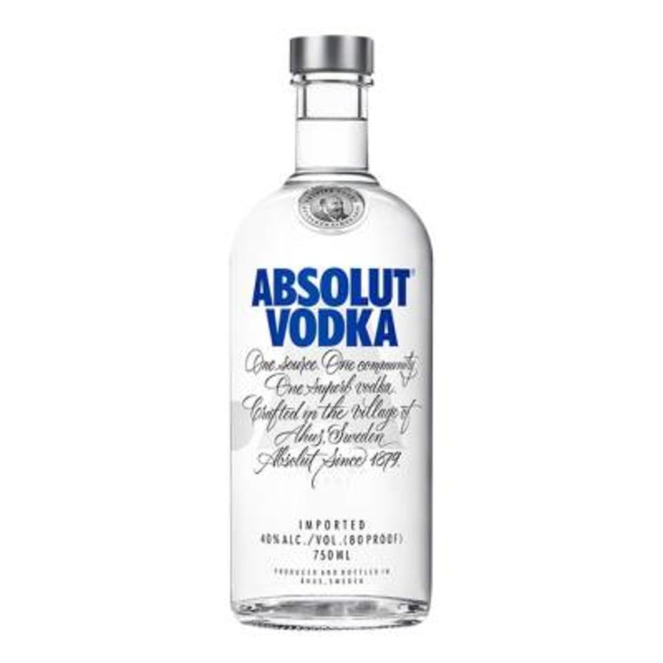 Walmart Super Online, Vodka Absolut 750ml