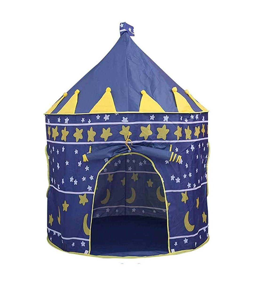Amazon: Casa de campaña con diseño de Castillo para niños