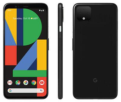 EBAY: Google Pixel 4 XL (USADO) - 64GB-Negro Desbloqueado de fábrica 4G LTE