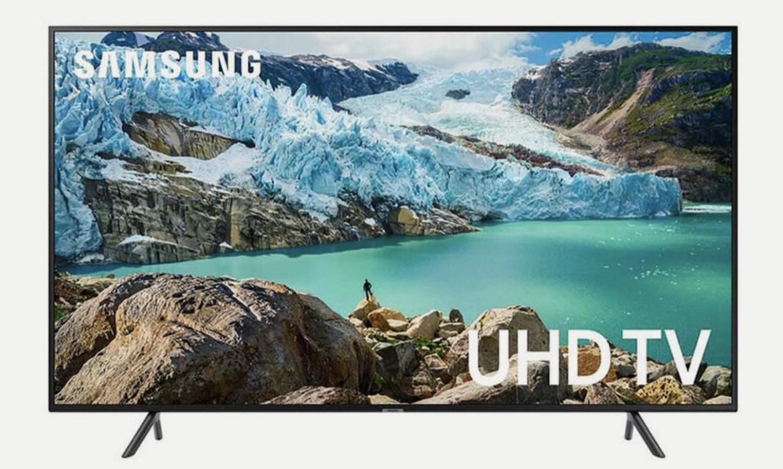 """El Palacio de Hierro: Pantalla Samsung 43"""" LED UHD 4K, UN43RU7100FXZX"""