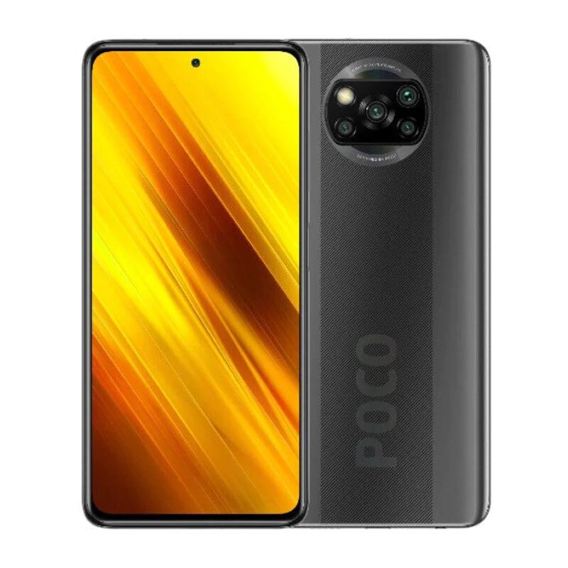 Claro Shop Poco X3 NFC 128GB (Banorte Digital)