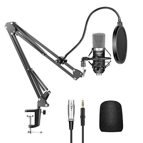 Amazon: Microfonos condensador Neewer NW-700