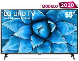 "Sears Banorte Pantalla 55"" Uhd Tv Ai Thinq 4K 55Un7300Puc LG"