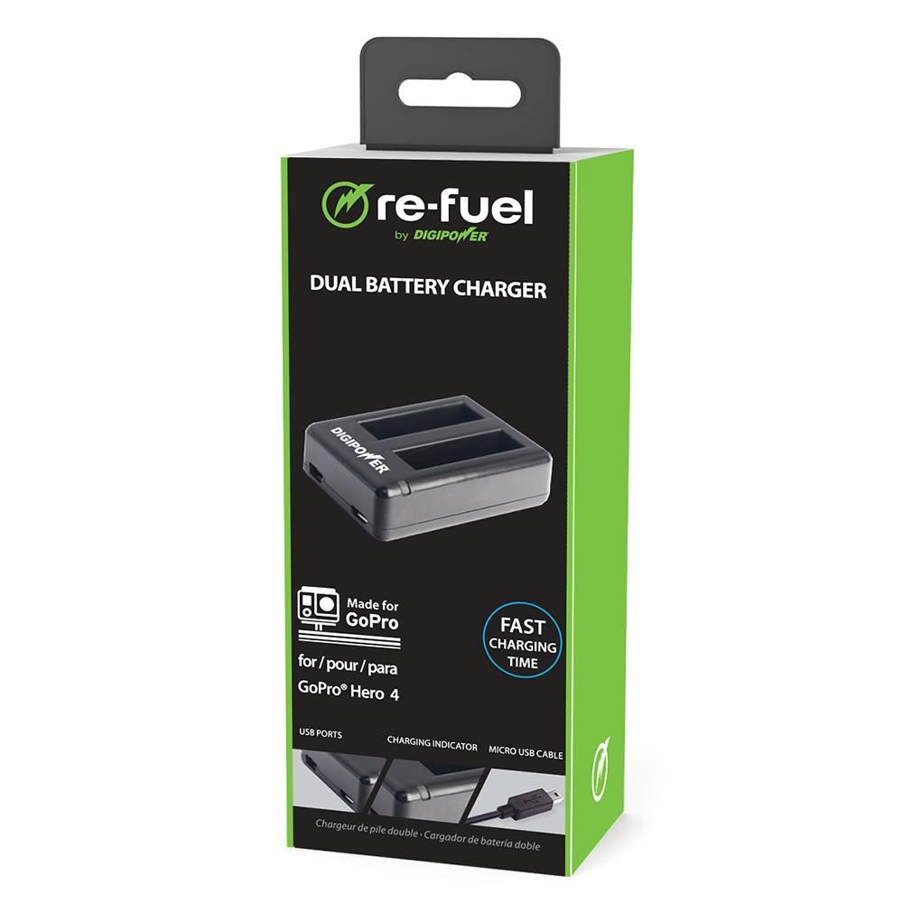 Walmart en línea: Cargador de Batería Mizco RF-100GP4 a $99