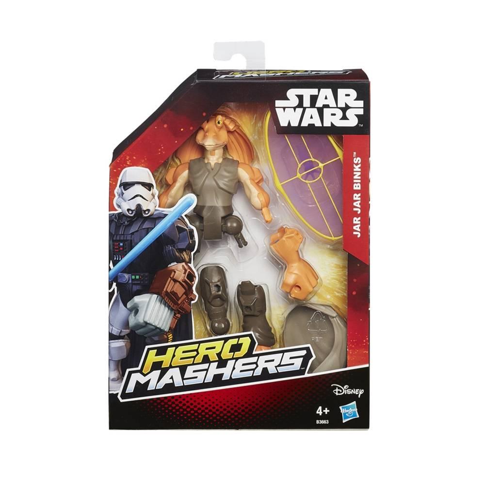 Walmart: Jar Jar Binks Star Wars Hero Mashers