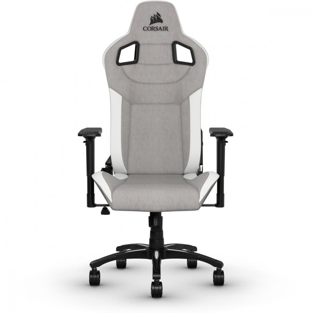 CyberPuerta: Corsair Silla Gamer T3 RUSH - Si están buscando una silla de calidad