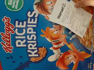 Walmart: Rice Krispies
