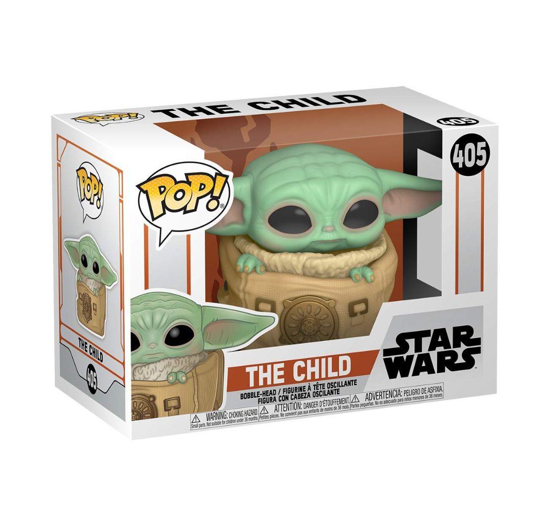 Amazon: Funko Pop! Star Wars. The Mandalorian - the Child in Bag