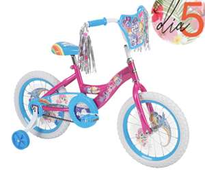 Costco, Linda Bicicleta R16, Huffy My Little Pony, ahorra $500.00