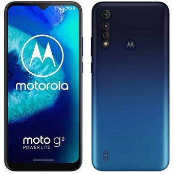 Linio: Motorola Moto G8 Power lite dual sim 64+4 GB- Azul (PayPal)