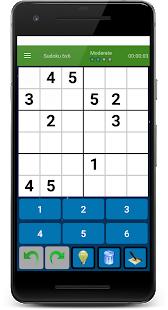 Google Play Sudoku Premium clásico, diferente al ya publicado