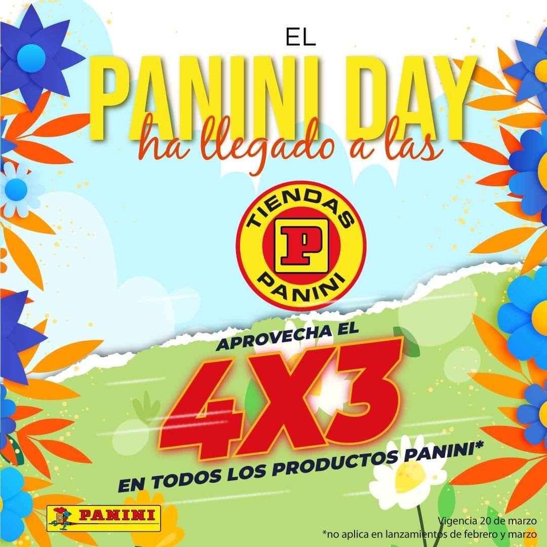 Panini Day 4x3 (si otra vez)