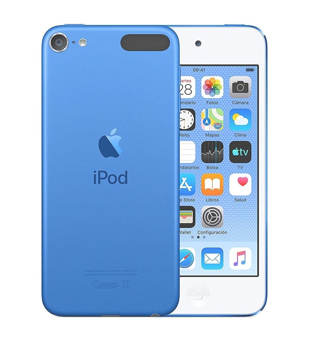 Amazon: Apple iPod Touch (de 32GB) - Azul (Último Modelo)