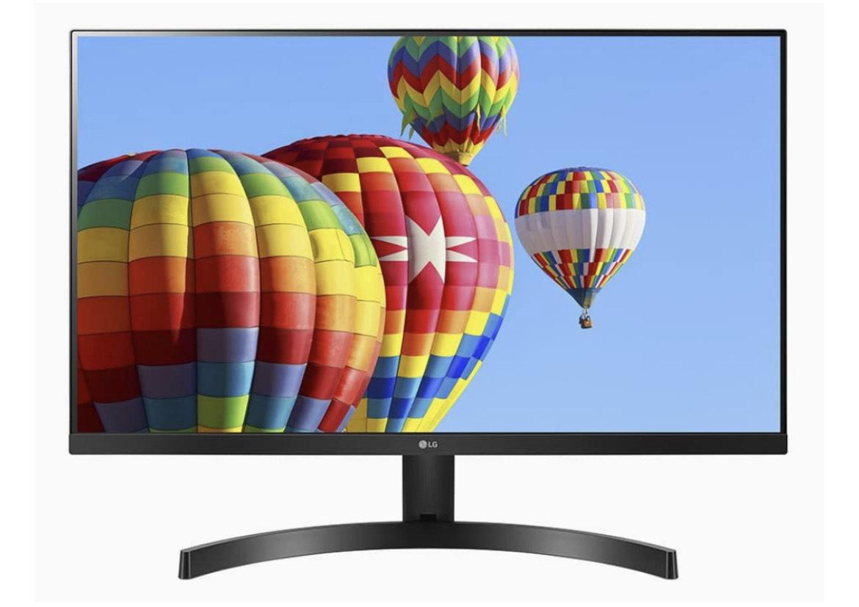 Amazon: Monitor IPS LG 27 Pulgadas FreeSync Full HD 1080 60hz