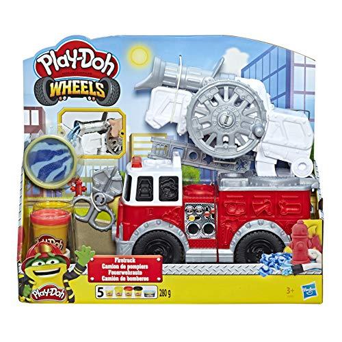 Amazon;: Play Doh Wheels Camión de Bomberos Toy