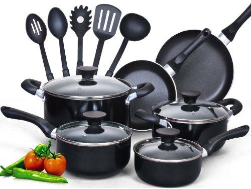 Amazon: Batería de cocina Cook N Home 15 piezas