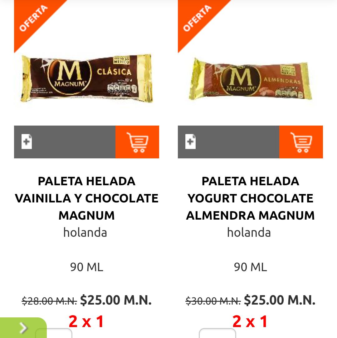La comer: 2x1 en variedad de productos Holanda y Nestlé