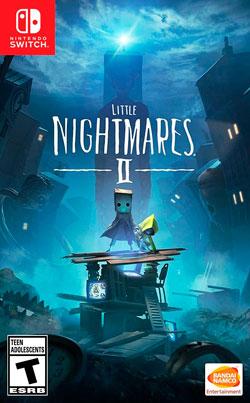 Mixup: LITTLE NIGHTMARES II Mixup para switch