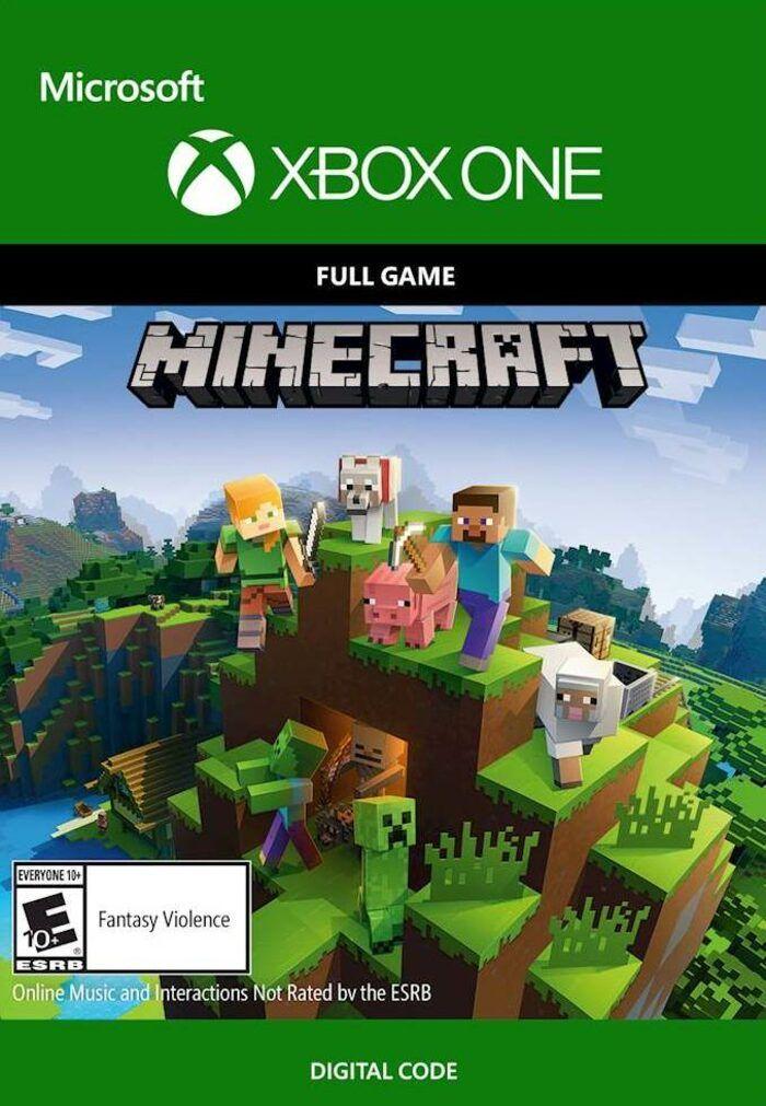 Eneba: Minecraft Xbox One