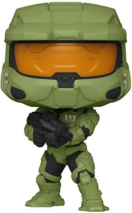 Suburbia: Funko POP! Games: Halo Master Chief