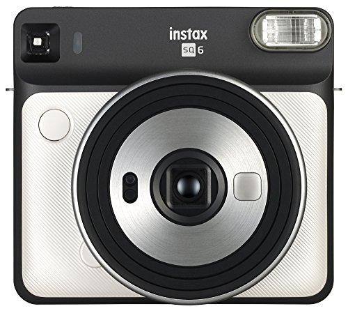 Amazon: Fujifilm Instax Square SQ6 - Cámara de película instantánea