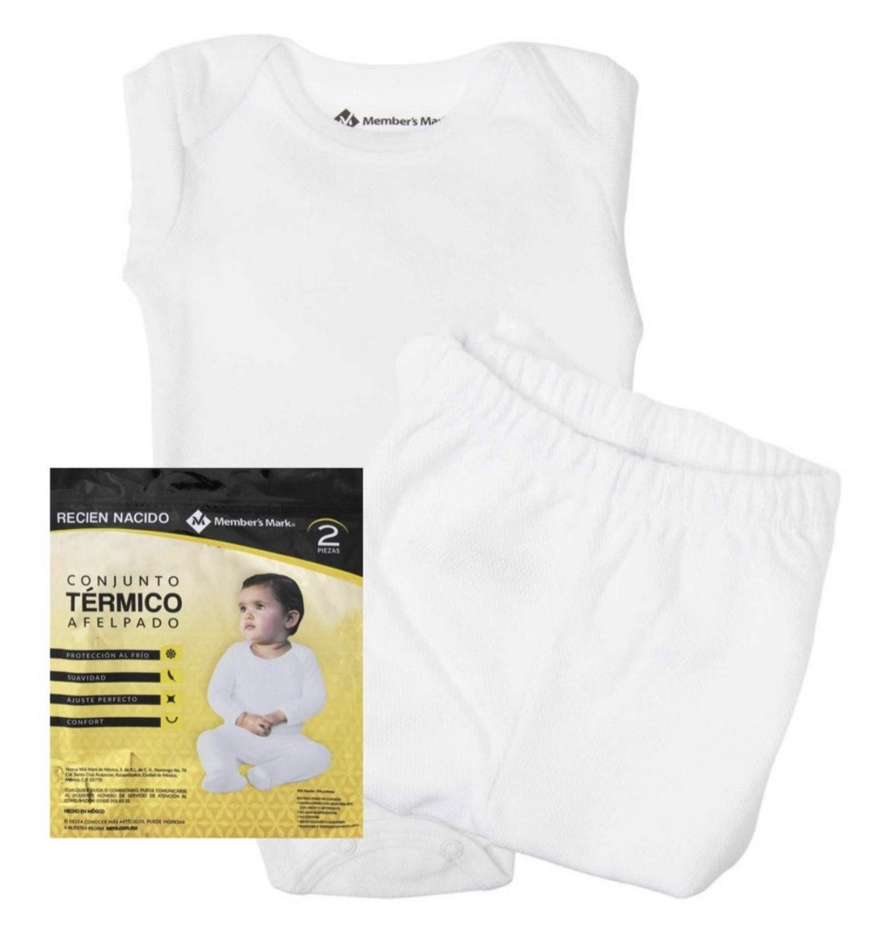 Sam's Club Polanco: conjunto térmico para bebés en $49.00