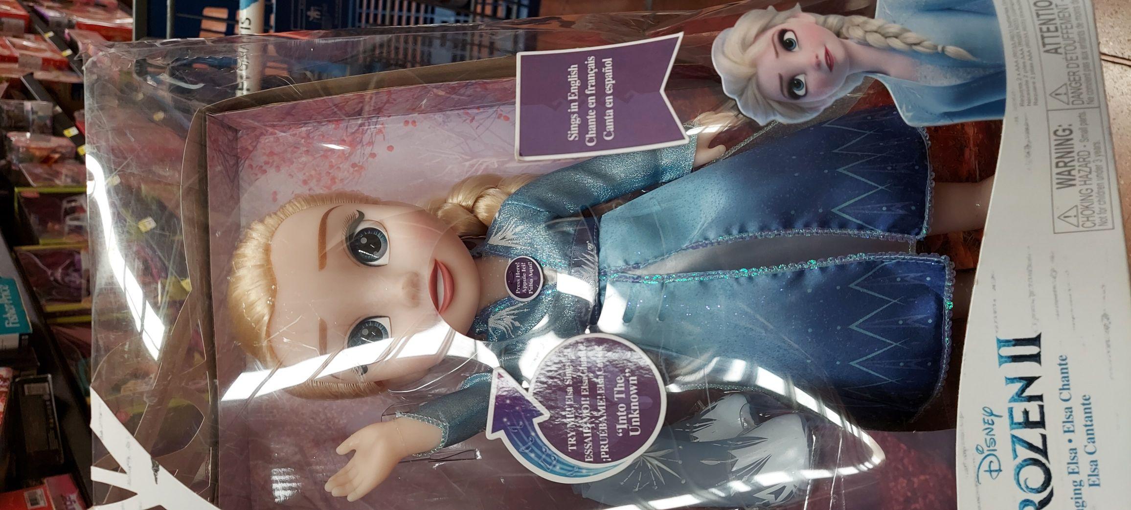 Walmart: Frozen 2 Elsa