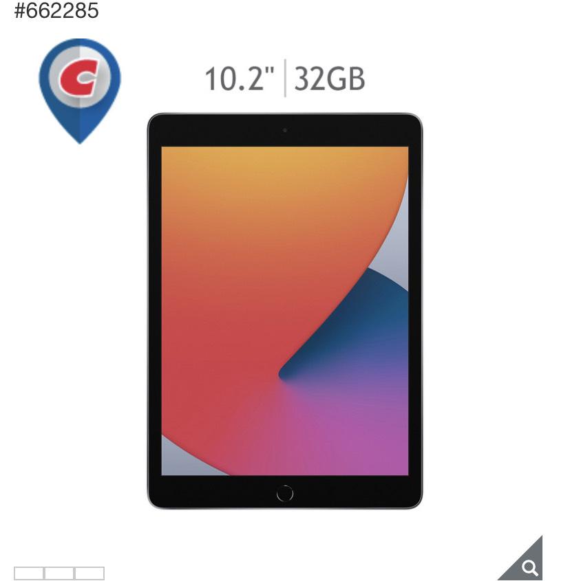 Costco: iPad 8va generación